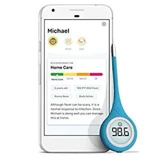 Kinsa Quick Digital Thermometer