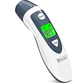 iProven DMT-489G Forehead and Ear Thermometer