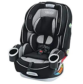 4Ever 4-in-1 Convertible Car Seat By Graco
