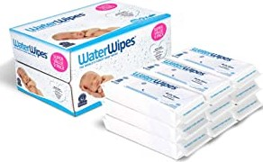 WaterWipes Sensitive Baby Diaper Wipes, Baby Wipes