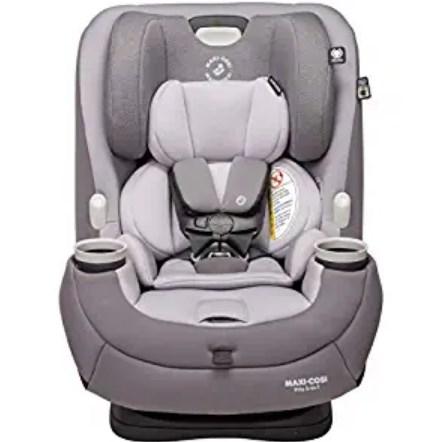 Maxi-Cosi Pria 3-in-1 Convertible Car Seat, Silver Charm
