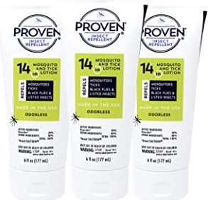 Proven Insect Repellent Lotion