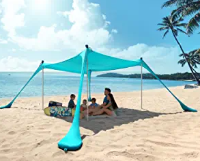 PETNOZ Beach Tent Canopy