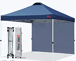 MASTERCANOPY Pop Up Canopy Tent Instant Shelter Beach Canopy