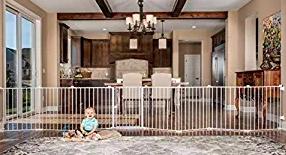 Regalo 192-Inch Super Wide Adjustable Baby Gate