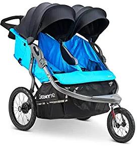 Joovy Zoom X2 Double Jogging Stroller