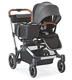Contours Element Side-by-Side Single-to-Double Stroller