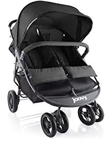Joovy Scooter X2 Double Stroller, Side by Side Stroller