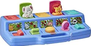 Playskool Poppin' Pals Pop-up Activity Toy