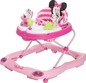 Disney Minnie Mouse Glitter Music and Lights Walker